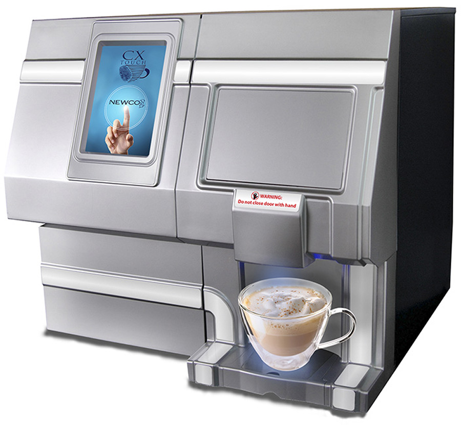 CX3 Pod Brewer